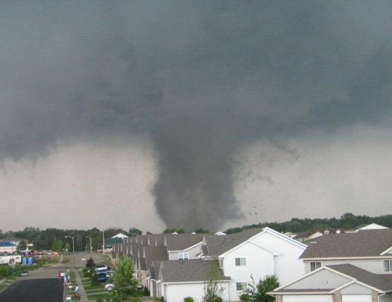 a tornado warning