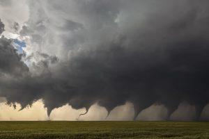 tornado signs
