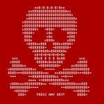2017 petya ransomware screenshot