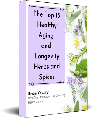 The Top 15 Healthy Aging and Longevity Herbs and Spices 3d right cover