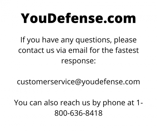 YouDefense.com Contact Us